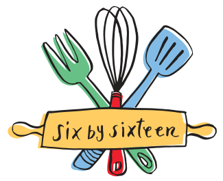 Six by Sixteen Logo
